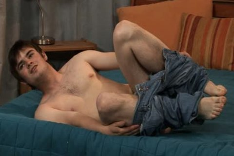 Czech chap - Alan Lumik - charming Curved curly pecker - Pcharmingo shooting