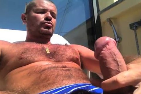 TIERY B. // PHOTO-PORNO-GRAPHER - Copyright / nasty lad Servicing And Worshiping A gigantic weenie In Summer's Heat