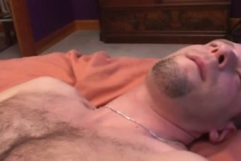 penis Spunkel receives Off By Licking His Own penis!