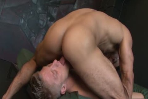 large pecker homosexual butthole job With cumshot