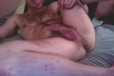 hairy str8 guy On cam Shows Feet, butthole & Cums