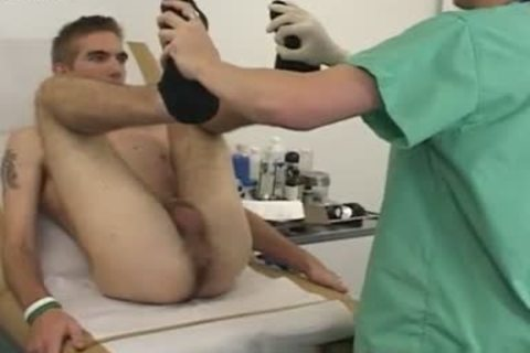 Free gay Porno Medic And corpulent guy Doctor pound download Full Length he Was