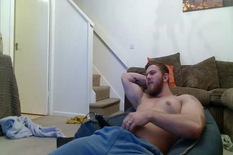 Jack Shows Off On cam