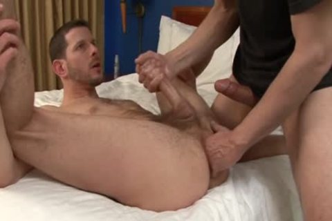 Straight man Clay receives Sucks 10-Pounder And receives plowed A Week before His Wedding