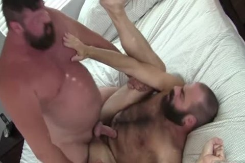 Mitch And Steve fuck bare