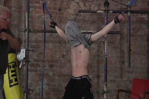 master Sebastian Kane Gives A wonderful Whipping To His twink Sub