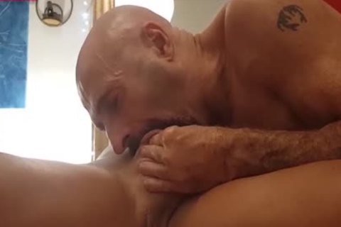 SEX OF CLIENT TOP monstrous ramrod MASSAGE By Nudemassage
