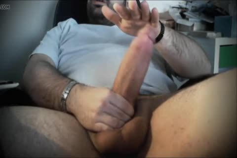 CAM4's French thick pecker Bear: ACHROME