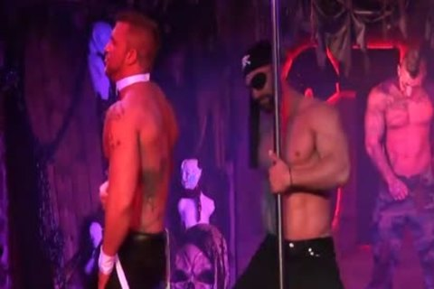 Hooked On Strippers - Halloween Party 2014