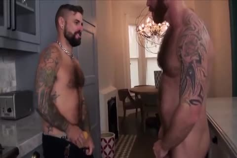 dude Phoenix Fellington Rimmed before Kitchen Sex