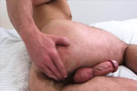 Paddy Plays With His hole