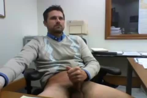 dad sucks A Load In The Office again