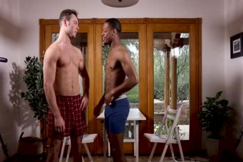 Incredible CHEMISTRY betwixt straight & homosexual boys!