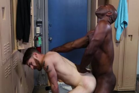 Aaron Trainer & Nick Milani – train My booty With That humongous rod!