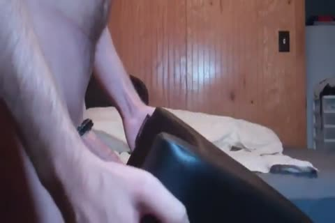 (10) Using my young Let her Ride Mount with my Fleshlight!