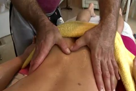 Cure Your Monday Blues w/ a juicy homosexual Massage